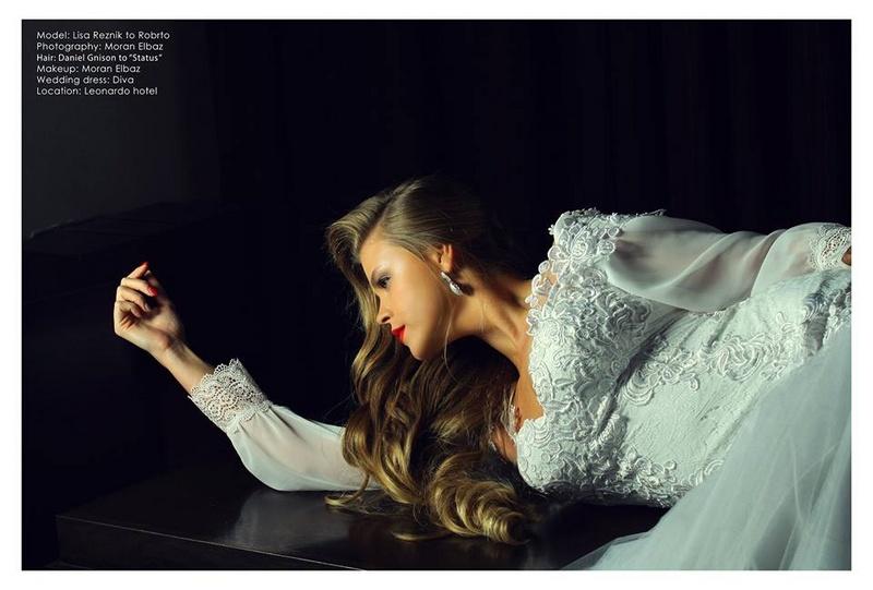 Female model photo shoot of Moran Elbaz