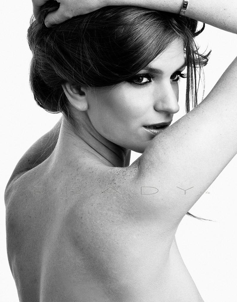 Female model photo shoot of Beauty By Artistwebb in MD