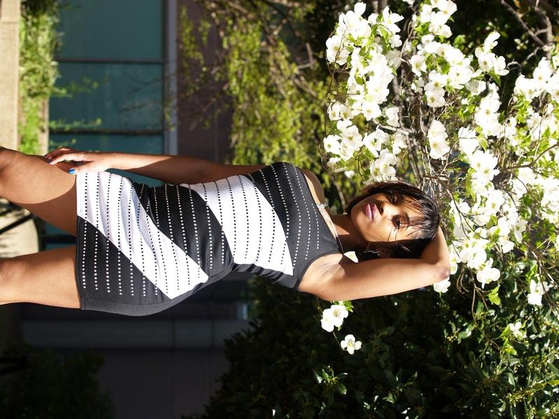 Female model photo shoot of Dawn Cloud