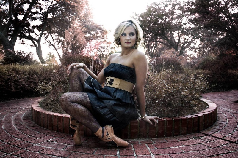 Female model photo shoot of MUA Patricia Elizabeth