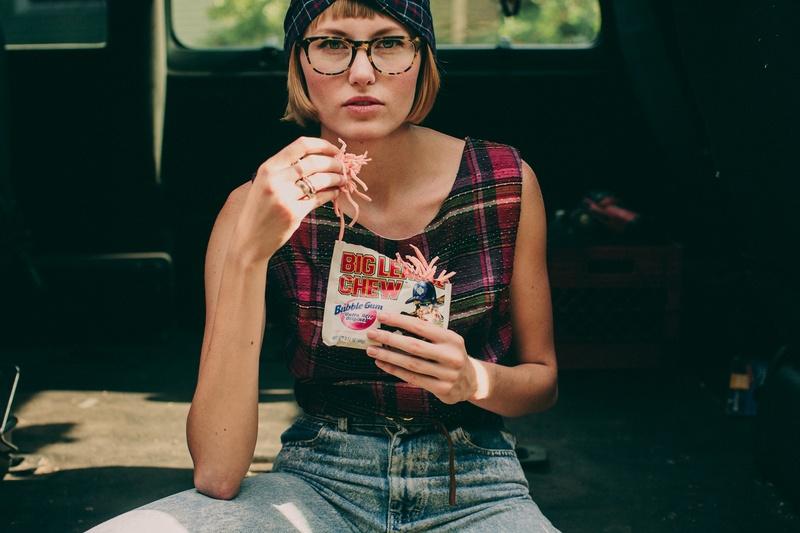 Female model photo shoot of Melanie Moseley in SE Portland