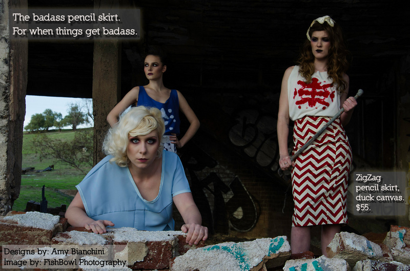 Male and Female model photo shoot of FishBowl Photography and Briana Hemme in CA, clothing designed by AmyBianchini