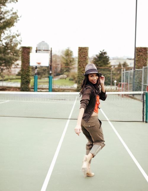 Female model photo shoot of Shazmin Hussein