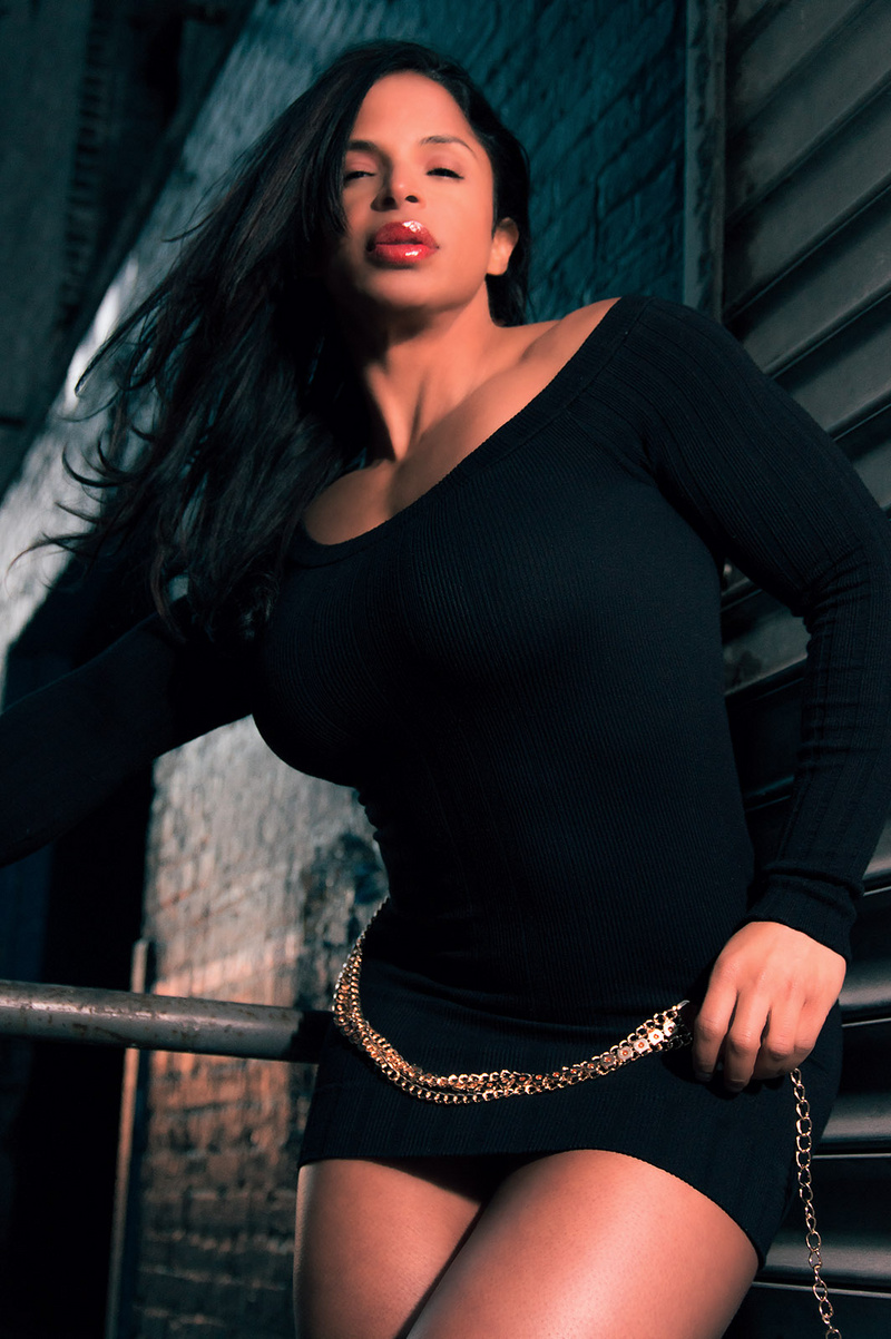 Yves Nunez, Model, Brooklyn, New York, US