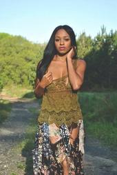 Tiny petite babe Anya Ivy black girl - Ivy Big Black - EPORNER