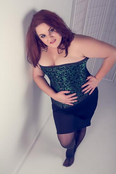 Female model photo shoot of Jfrancis1109 by Bontisha Rose