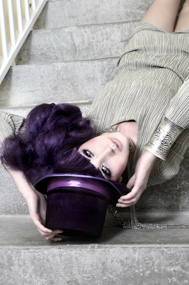 Female model photo shoot of Jade Antonie by Anubis Photography