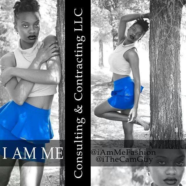 Female model photo shoot of Domino J by Isaac Freeman