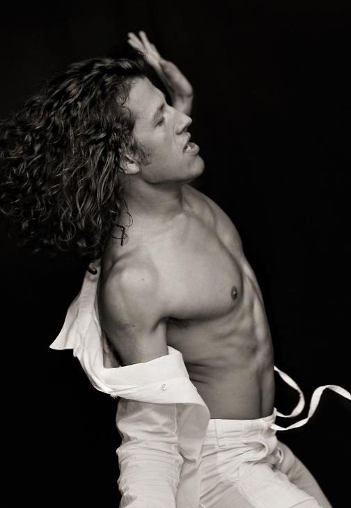 Male model photo shoot of  Christopher Squires