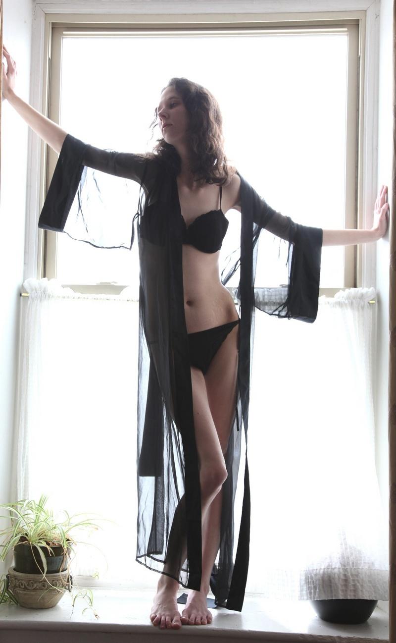 Female model photo shoot of Stephanie Ashley  Brown by Dino T in Fergus Ontario