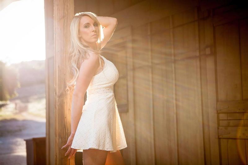Female model photo shoot of Stephanie Gurne in Paramount Ranch