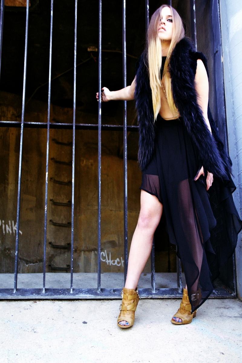 Female model photo shoot of CalleLee in Los Angeles, CA