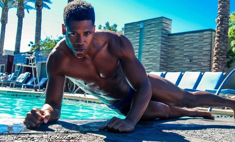 Male model photo shoot of GC Spirit by Steven Williams PR in Palms Casino Resort in Las Vegas, NV