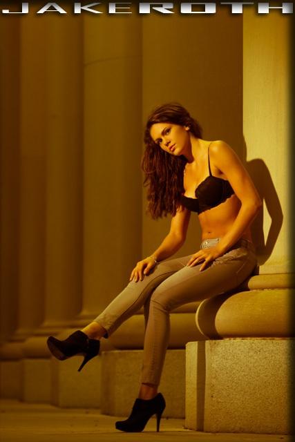 Female model photo shoot of Annalise Ryle