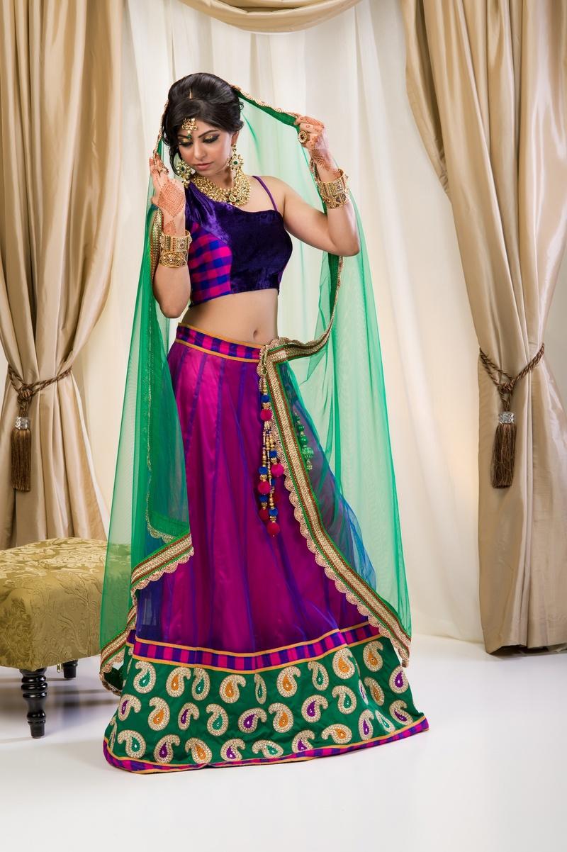 Female model photo shoot of Min M by Maqsood Hakim