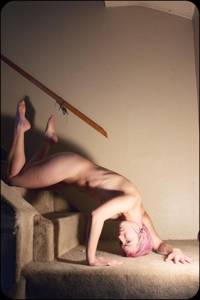 Female model photo shoot of Sheela NaGig