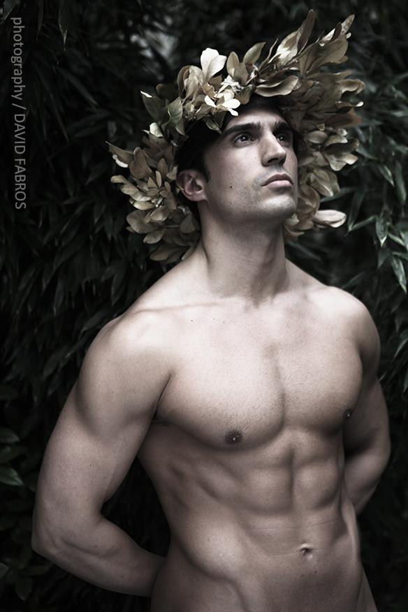 Male model photo shoot of Frank David Fabros and Gorka Alava in Paris, France