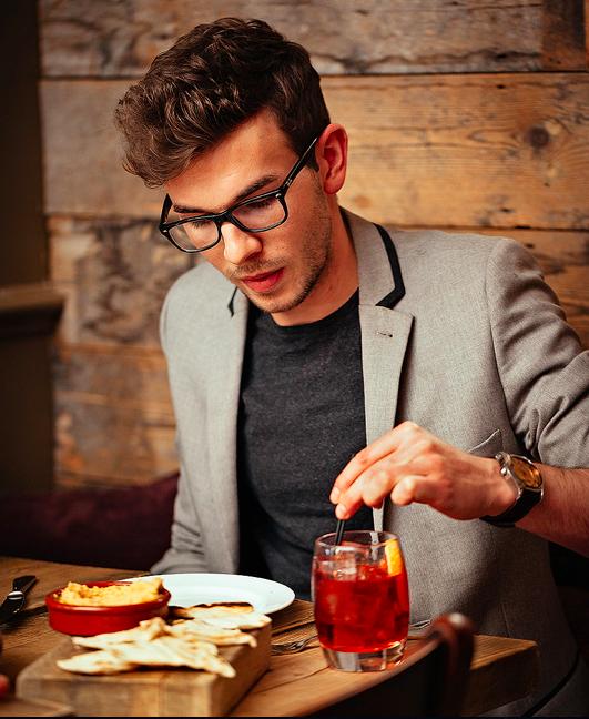Male model photo shoot of Samuel James Morgan