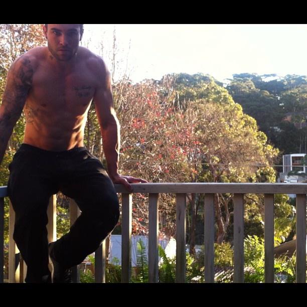 Male model photo shoot of Matthew Hay