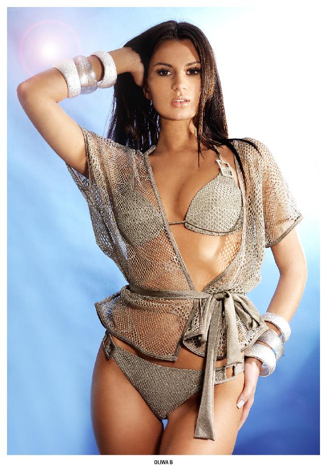 Female model photo shoot of OlaDomagala