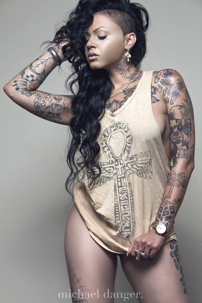 Female model photo shoot of Christina Rio Walker