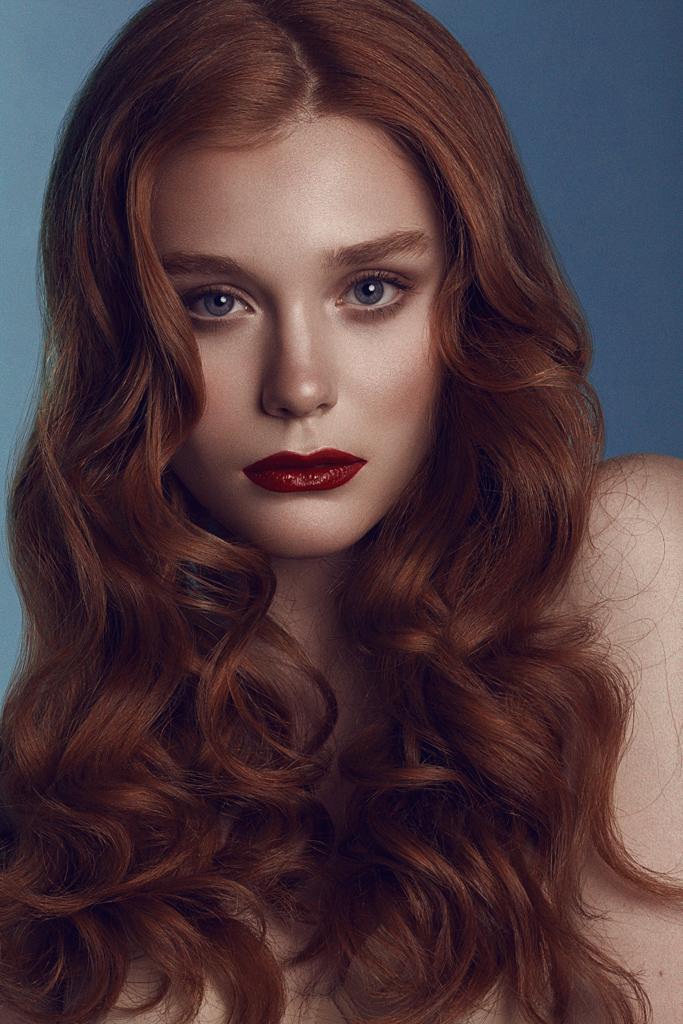 Female model photo shoot of Yevgenija Stypka by Liubov Pogorela