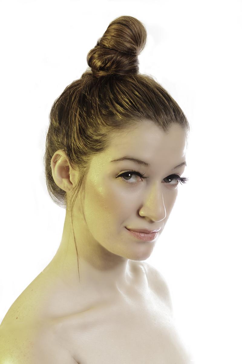 Female model photo shoot of Kait photography