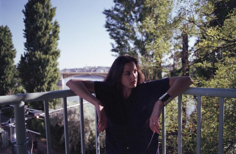 Female model photo shoot of Sandra_M by thngtran