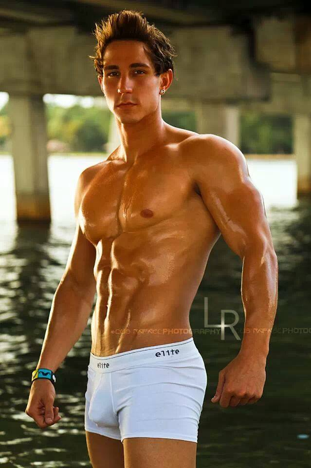 Male model photo shoot of Spencer Preece by Luis Rafael Photography in Miami beach