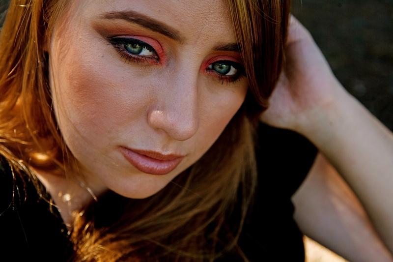 Female model photo shoot of VictoriaHart