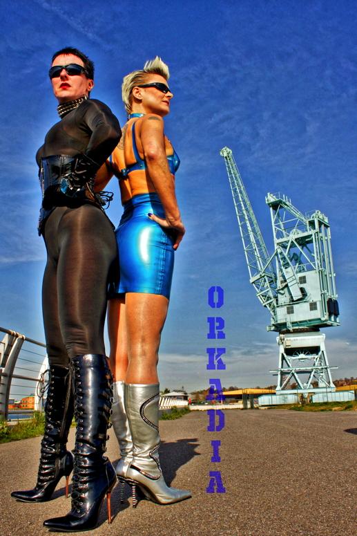 Male model photo shoot of Orkadia Jurojin Prime in Locale