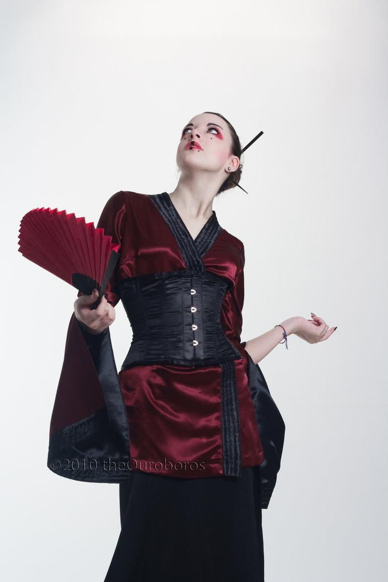 Female model photo shoot of Arleen Giglionero by THEORY PhotoArt