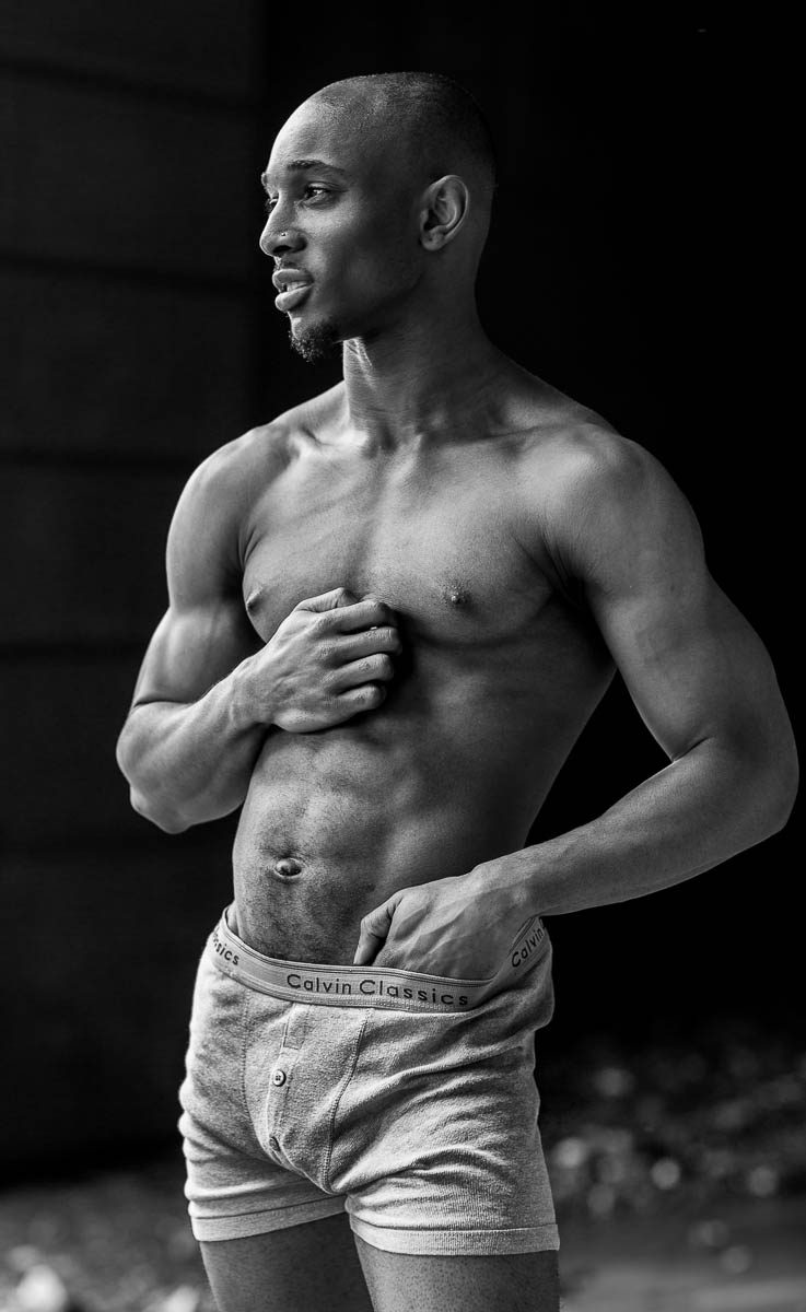 Male model photo shoot of Mandelson by Graham Martin