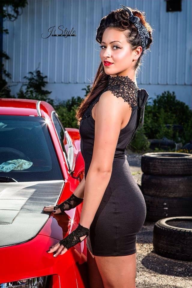 Female model photo shoot of Laya Marie in Waterbury CT