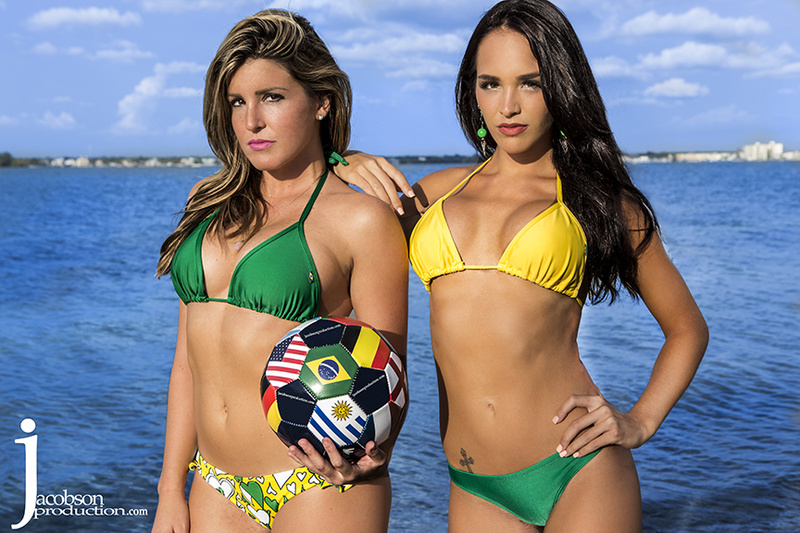 Jun 23, 2014 jacobsonproduction Nothing like Football and Brazilin girls