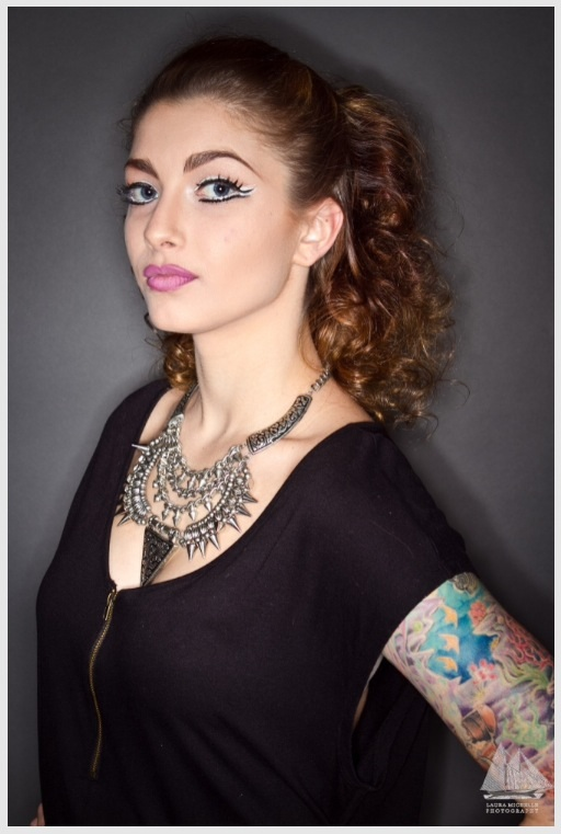 Female model photo shoot of lexiday