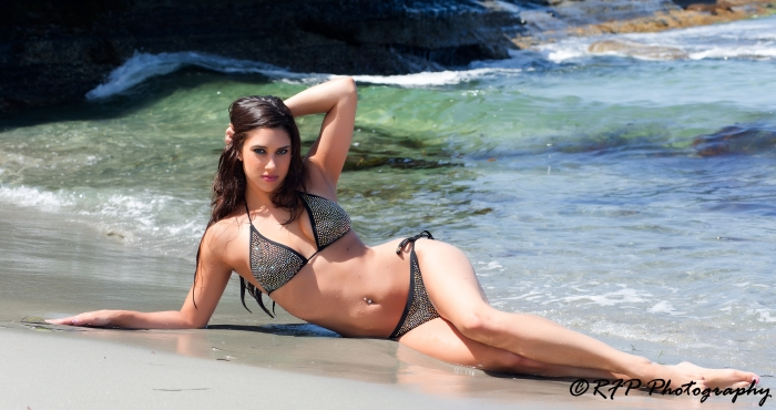 San Diego Jun 25, 2014 Bikini shoot