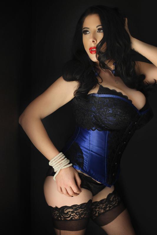 Female model photo shoot of LaRue McCay