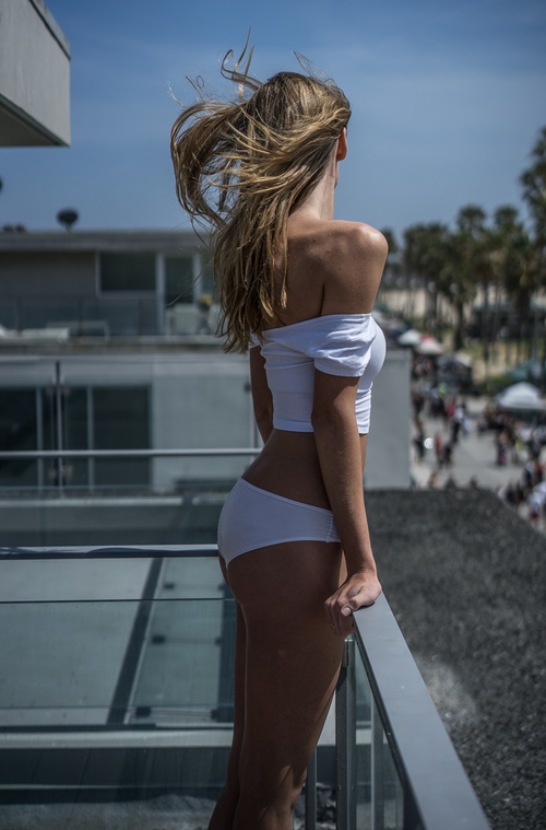 Male model photo shoot of NoxLuxPhoto in Venice Beach, CA