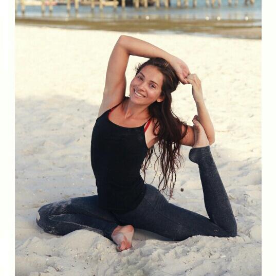 Female model photo shoot of Natural_awakening in Gulfport, Florida