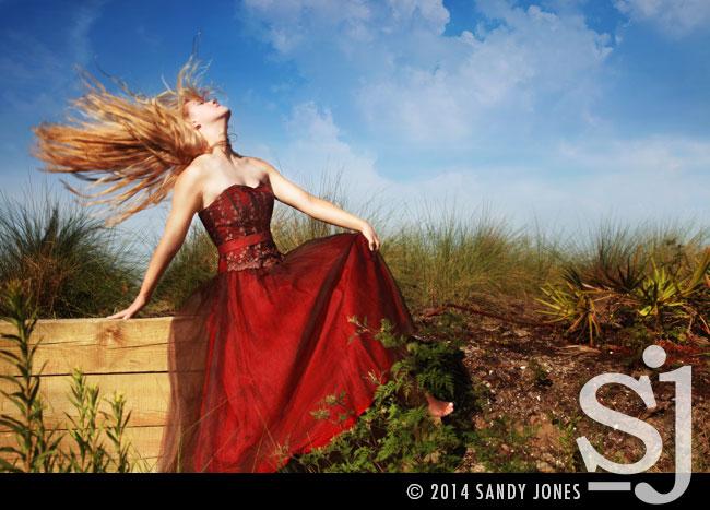 Female model photo shoot of Hillwoman2 in Kiawah