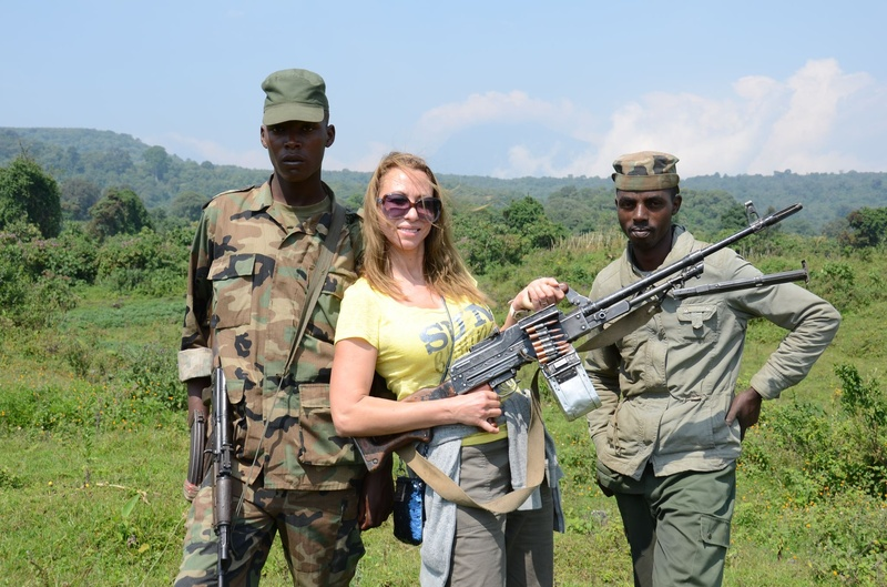 Female model photo shoot of DianaGOL in Congo