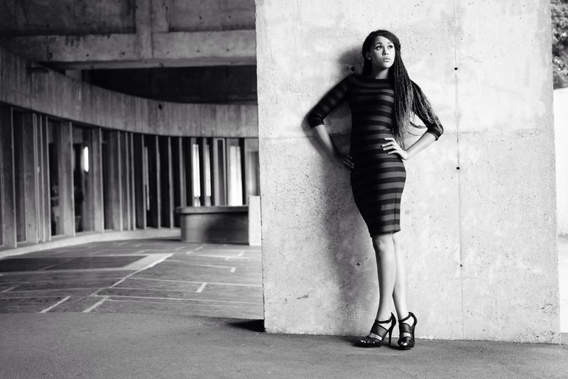 Female model photo shoot of Constance Chadwick