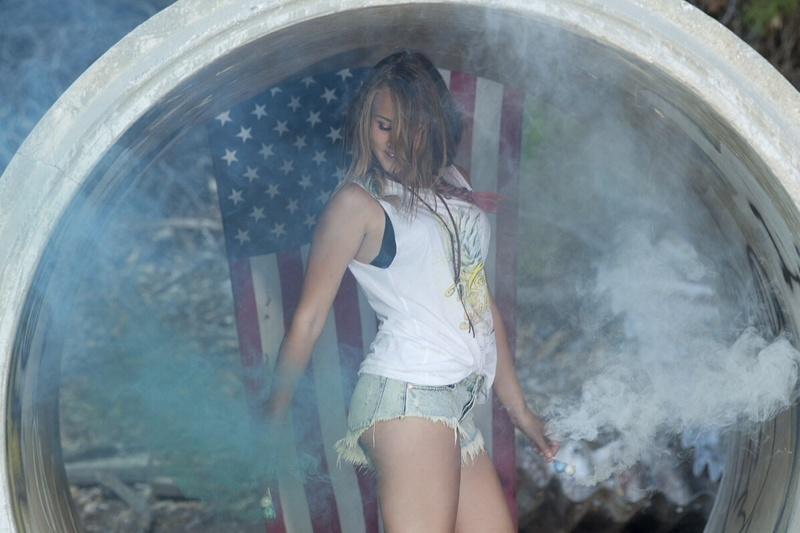 Female model photo shoot of Madison_Miller