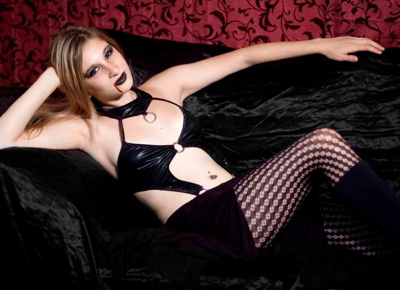 Female model photo shoot of Nola Bunny in Yonkers