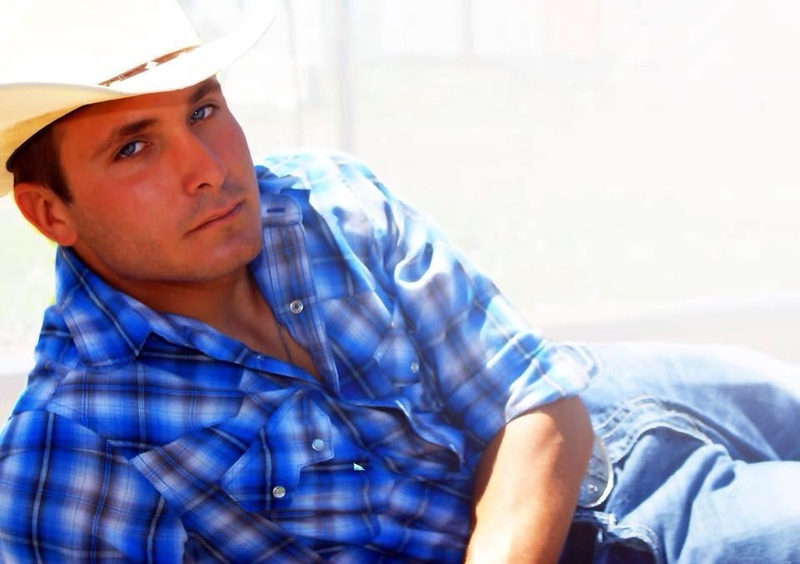 Male model photo shoot of DrewFairchild in Railroad Tracks in Castle Rock, CO