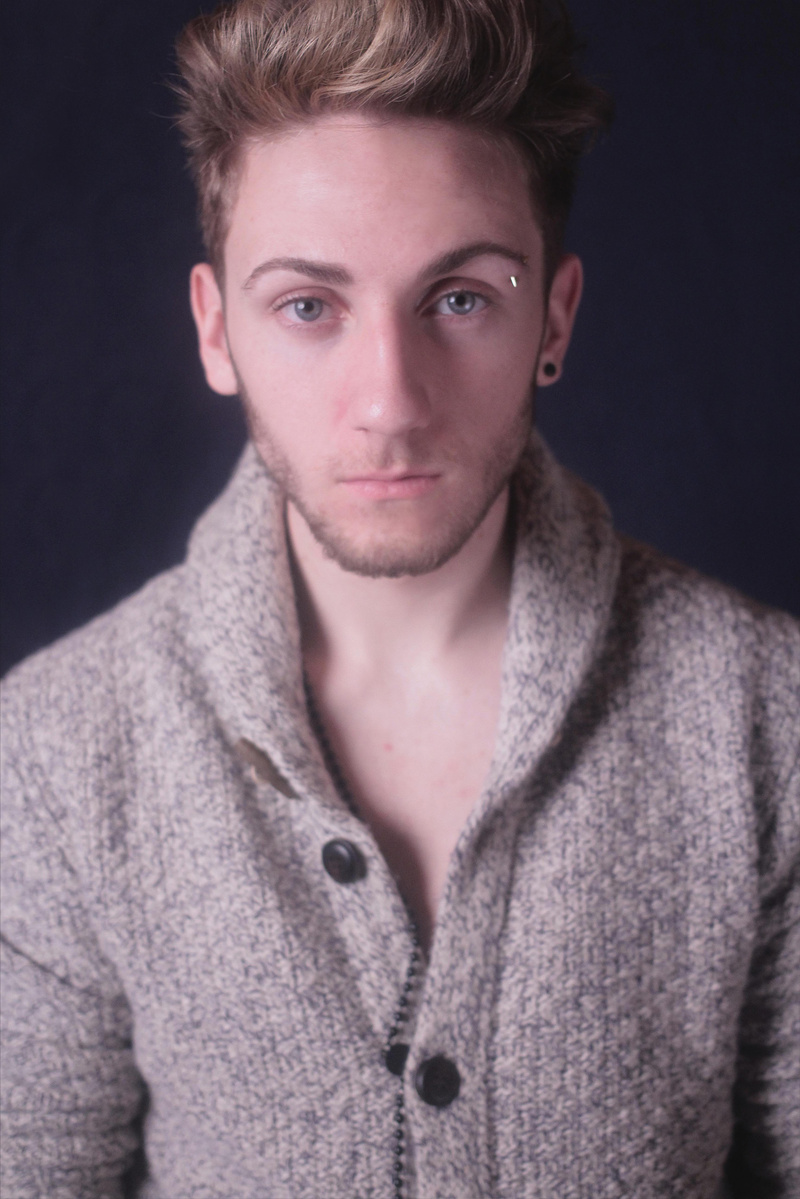 Male model photo shoot of demonic790