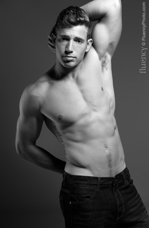 Picture About Male Model Chris Turner from Modelmayhem