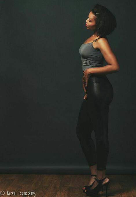 Female model photo shoot of DeLila LaShea by Kevin Lampkins