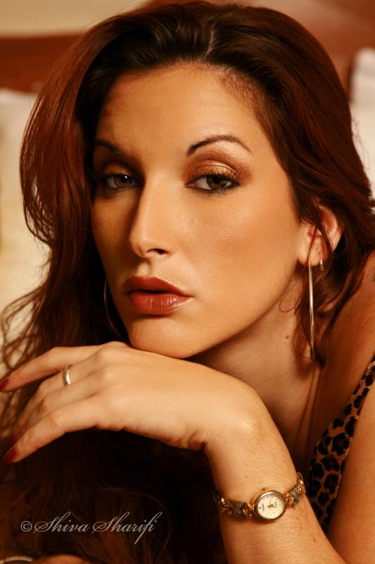 Female model photo shoot of Shiva Sharifi